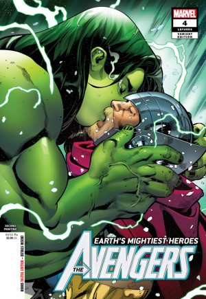 Avengers (2018-Present)#4C