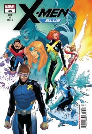 X-Men: Blue (2017-2018)#35