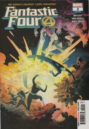 Fantastic Four (2018-Present)#2A