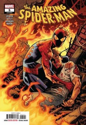 Amazing Spider-Man (2018-2021)#5A