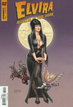 Elvira, Mistress of the Dark (2018-2020)#2A