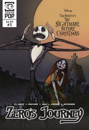 Nightmare Before Christmas: Zero's Journey#3