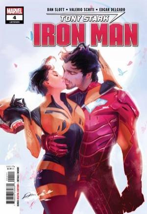 Tony Stark Iron Man (2018-2020)#4A
