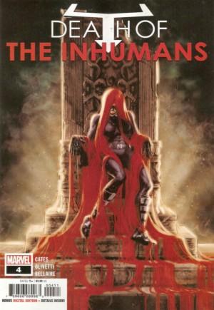 Death Of Inhumans#4A