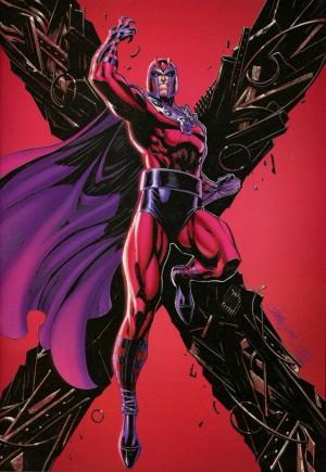 X-Men Black: Magneto#1B