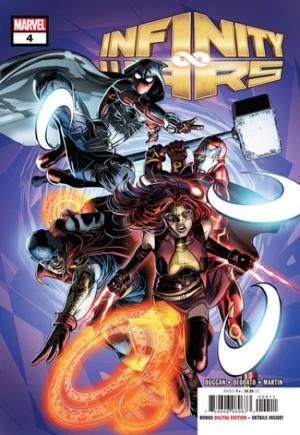 Infinity Wars#4A