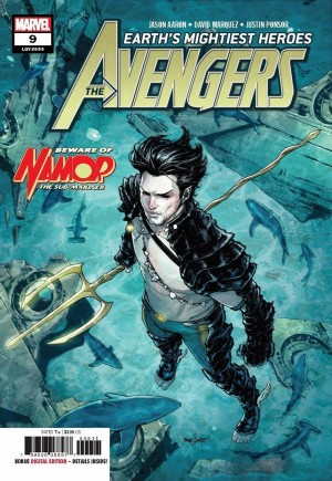 Avengers (2018-Present)#9A