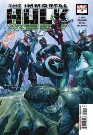 Immortal Hulk#7A