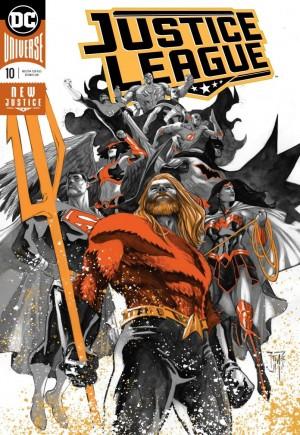 Justice League (2018-2021)#10A
