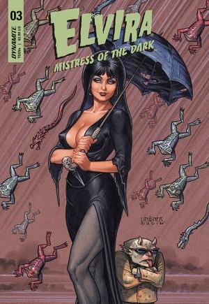 Elvira, Mistress of the Dark (2018-2020)#3A