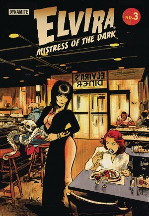 Elvira, Mistress of the Dark (2018-2020)#3C