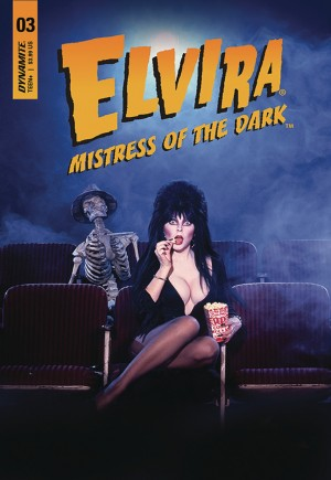 Elvira, Mistress of the Dark (2018-2020)#3D
