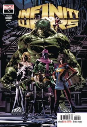 Infinity Wars#5A