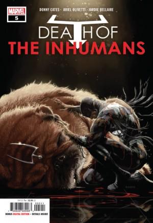 Death Of Inhumans#5A