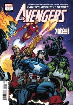Avengers (2018-2020)#10A
