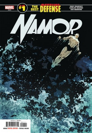 Namor: The Best Defense #1A