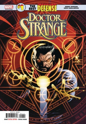Doctor Strange: The Best Defense #1A