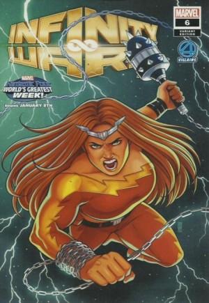 Infinity Wars#6C
