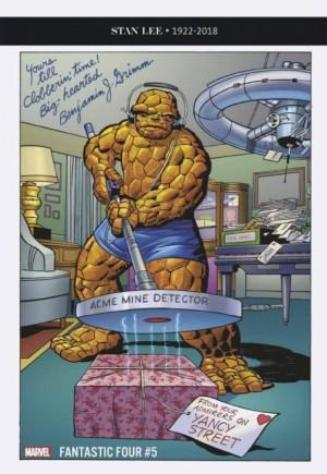 Fantastic Four (2018-2021)#5J
