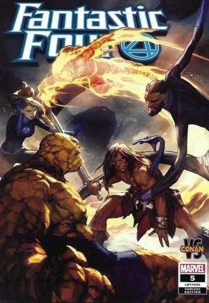 Fantastic Four (2018-2020)#5C