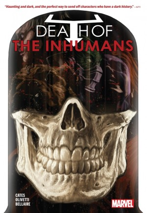 Death Of Inhumans #TP