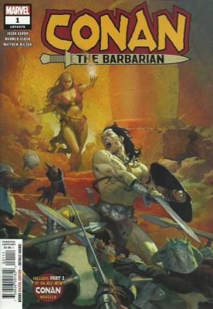 Conan The Barbarian (2019-2020)#1A