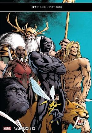 Avengers (2018-2020)#12A