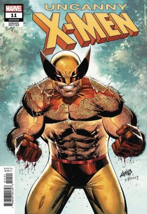 Uncanny X-Men (2019-Present)#11B
