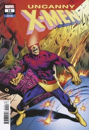 Uncanny X-Men (2019-Present)#11D