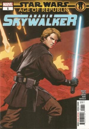 Star Wars: Age of Republic - Anakin Skywalker#1A