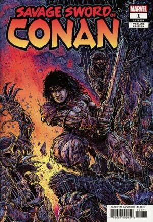 Savage Sword Of Conan (2019-2020)#1G