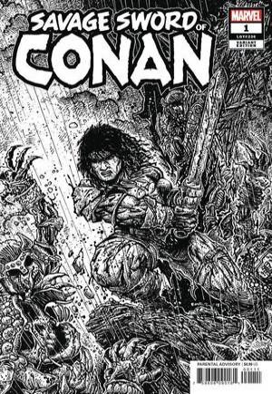 Savage Sword Of Conan (2019-2020)#1D