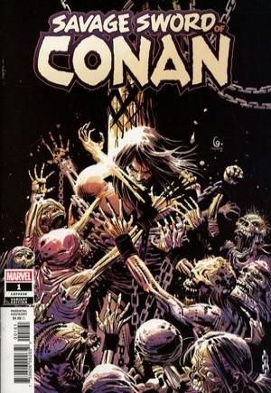 Savage Sword Of Conan (2019-2020)#1F