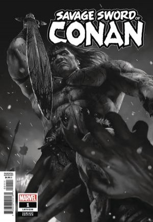 Savage Sword Of Conan (2019-2020) #1B