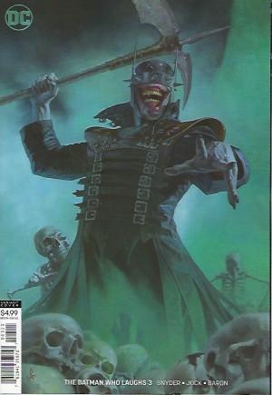Batman: Who Laughs (2019)#3B