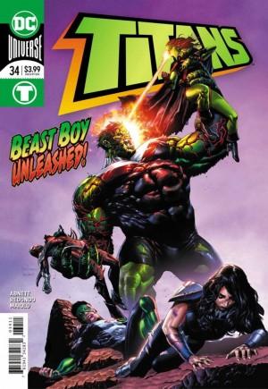 Titans (2016-Present)#34A