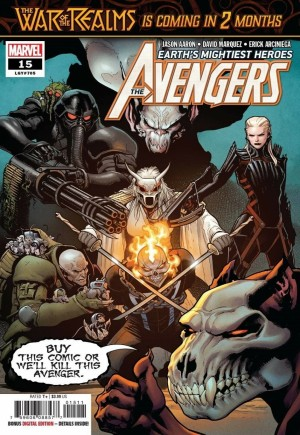 Avengers (2018-Present)#15A