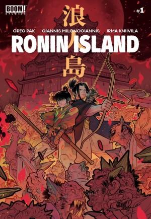 Ronin Island#1C