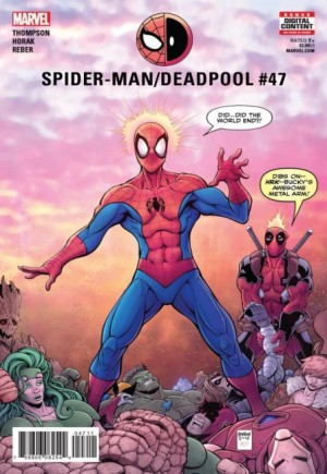 Spider-Man/Deadpool (2016-2019)#47