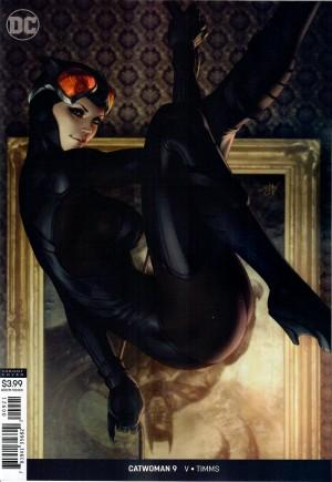 Catwoman (2018-2020)#9B