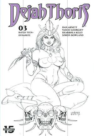 Dejah Thoris (2019-2020)#3H