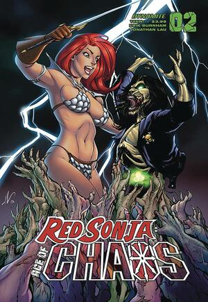 Red Sonja: Age Of Chaos (2020)#2D