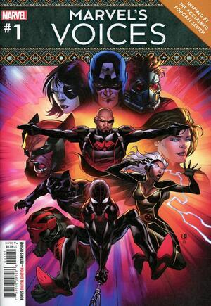 Marvel's Voices#1A