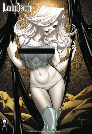 Lady Death: Scorched Earth#1V
