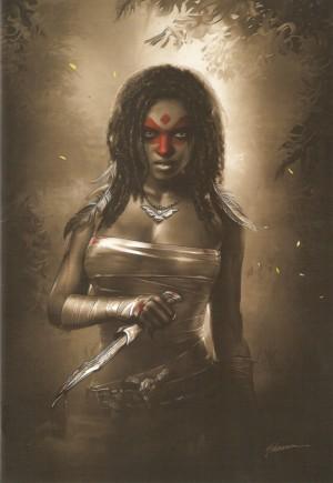 Niobe: She Is Death#1L