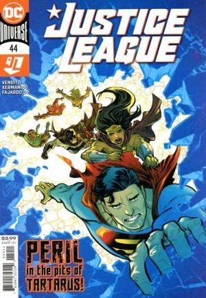Justice League (2018-2021)#44A