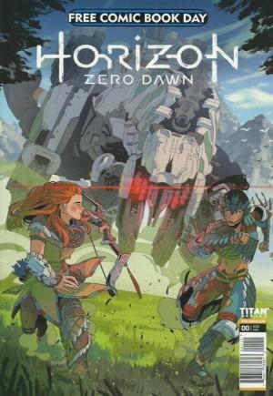 Horizon Zero Dawn (FCBD 2020)#1