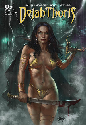 Dejah Thoris (2019-2020)#5A