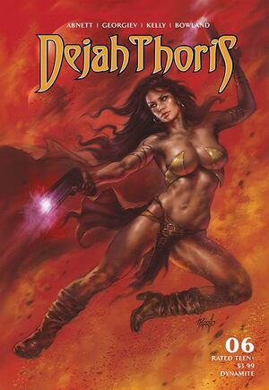 Dejah Thoris (2019-2020)#6A