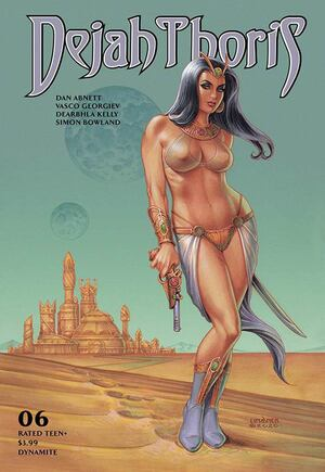 Dejah Thoris (2019-2021) #6C